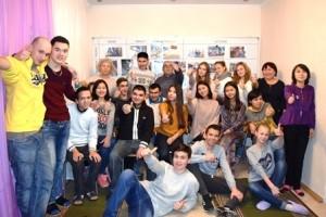 Студенты-волонтеры