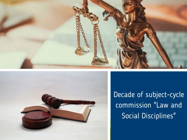 Decade of subject-cycle commission