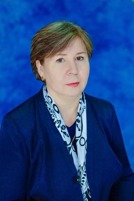 Кибарина Елена Ивановна
