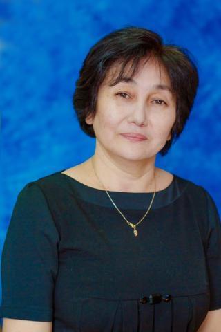 Меманова Гульзарям Асановна