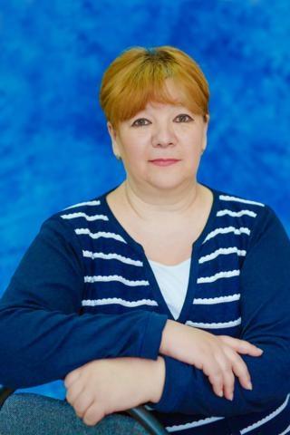Губанова Наиля Рустамовна