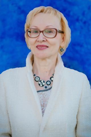 Жданова Людмила Ильинична