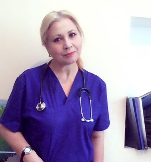 Валентина Черткоева