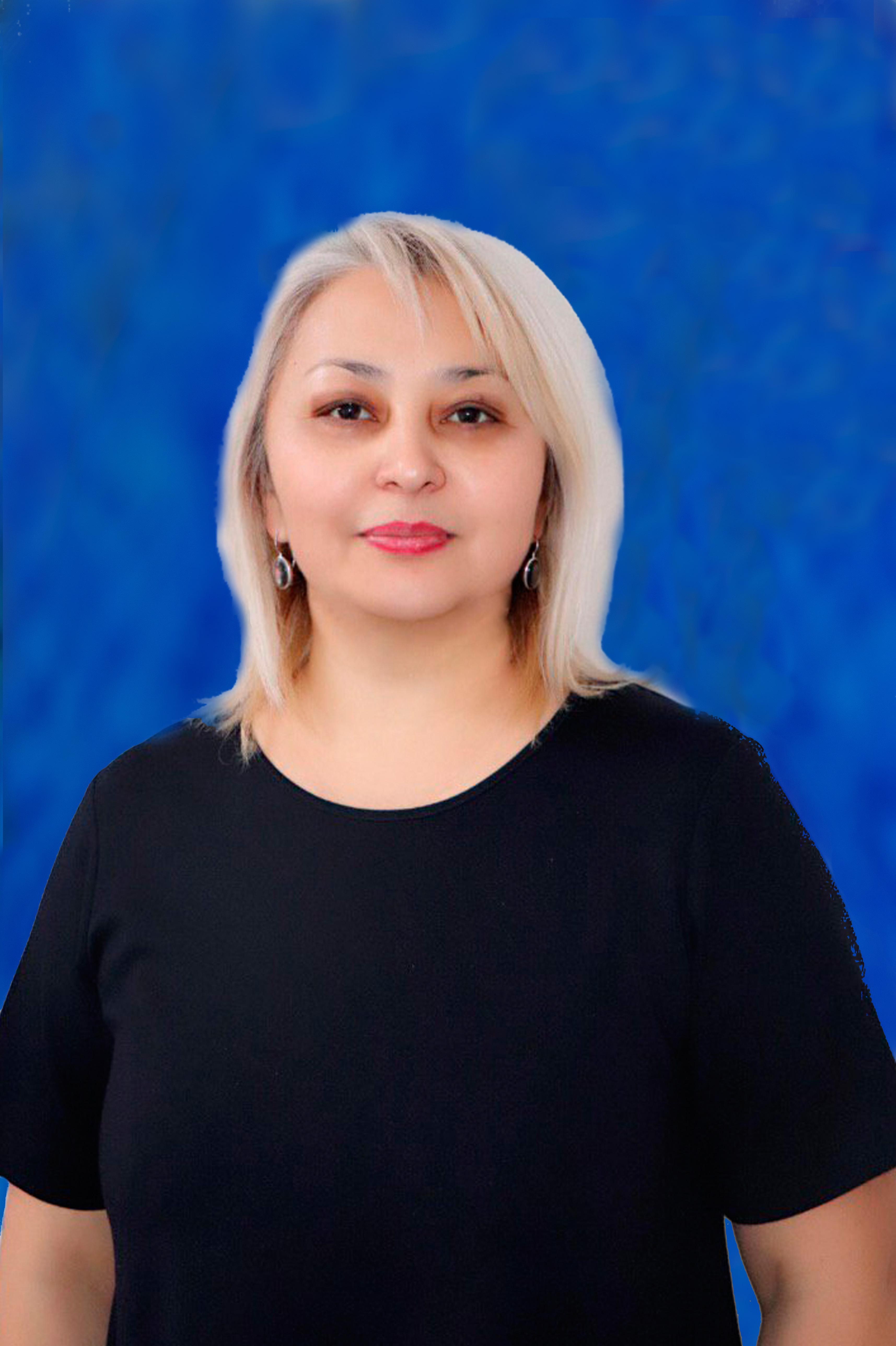 Zhirenchina Gulzhan Aztaukeevna